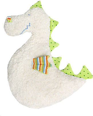 Efie Organic Cotton and Wool Toy, Dragon - 35 cm, Great gift idea! null
