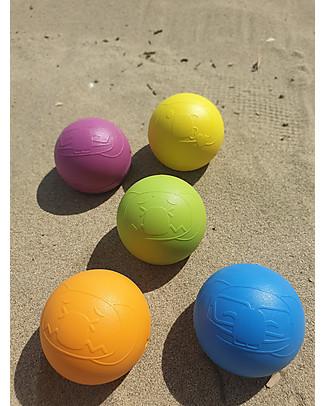 eKoala Biodegradable Marbles eKorace - 100% Bioplastic Beach Toys