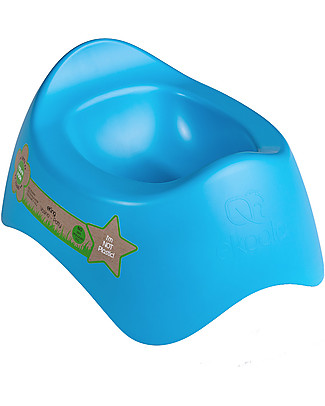 eKoala Biodegradable Potty, eKing - Blue Potties