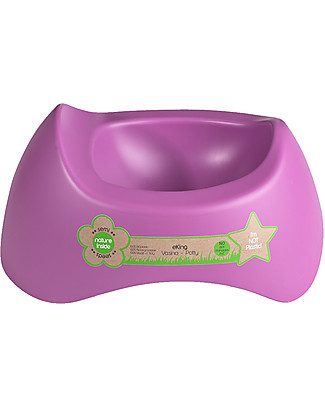 eKoala Biodegradable Potty, eKing - Purple Potties