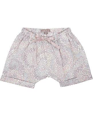 Emile et Ida Baby Bloomer, Fishes – 100% cotton Shorts