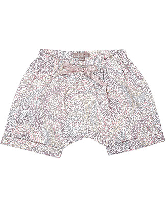 Emile et Ida Baby Bloomer, Fishes - 100% cotton Shorts