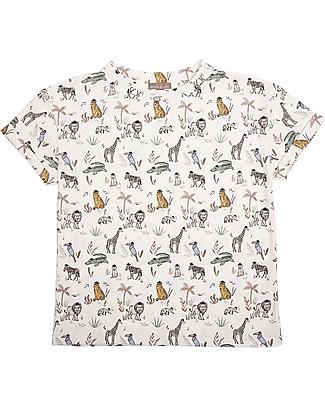 Emile et Ida Unisex T-Shirt, Animals - 100% cotton T-Shirts And Vests
