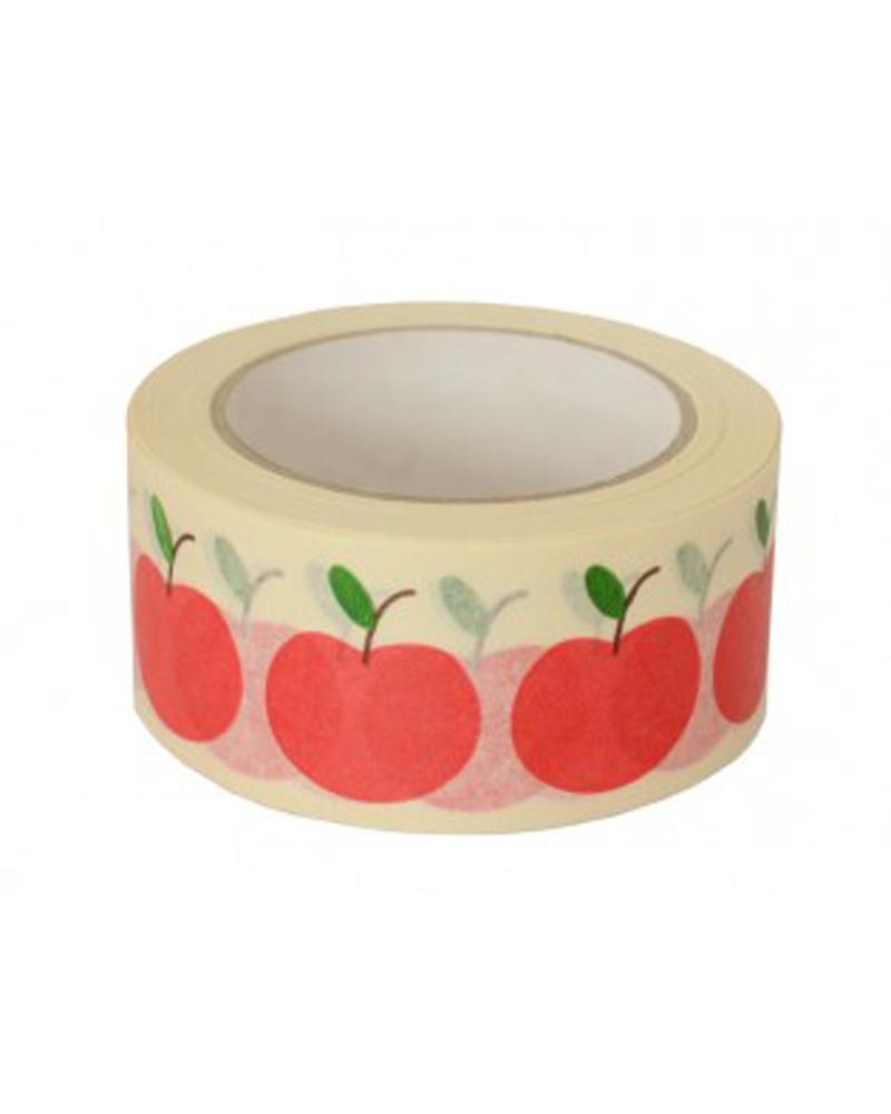 apples washi tape
