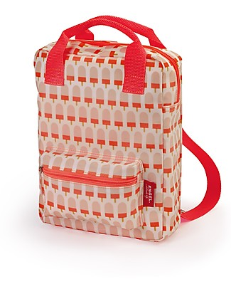 Engel Small BackPack, Ice Lolly 22 x 28 x 8 cm - Eco-Friendly! null
