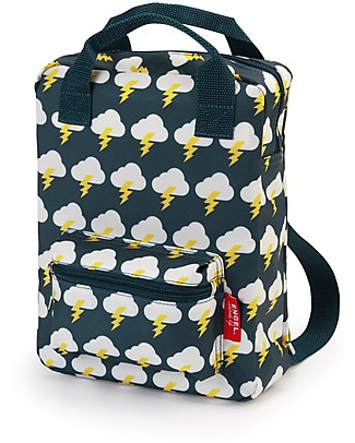 Engel Small BackPack, Thunder 22 x 28 x 8 cm - Eco-Friendly! null