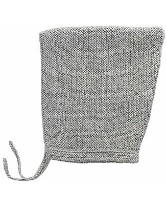 Esencia Robin Hat, Dove - 100% Alpaca wool Hats