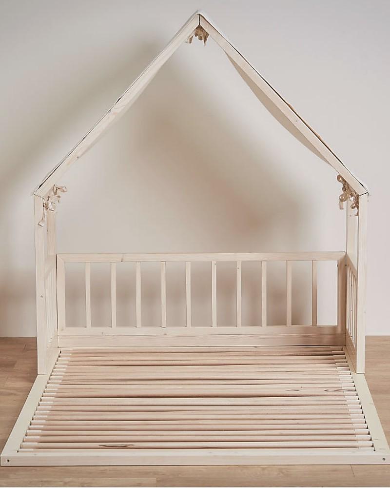 Letto 120 X 200.Ettomio Extension For Montessori Bed Etto One 120x200 Cm