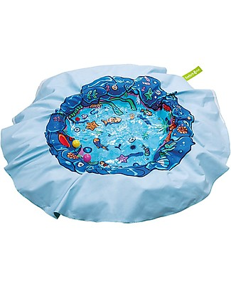 EverEarth ELite Beach Blanket Pool - Multifunctional - Beach Bag Included! Beach Toys