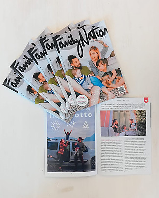 Family Nation Magazine Family Nation N.10 Books