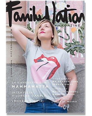 Family Nation Magazine Family Nation N.11 Books