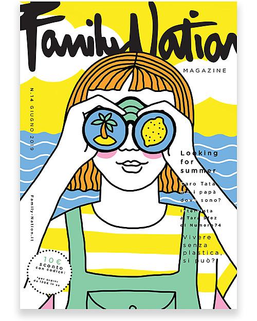 Family Nation Magazine Family Nation N.14 Giugno 2019 Magazine