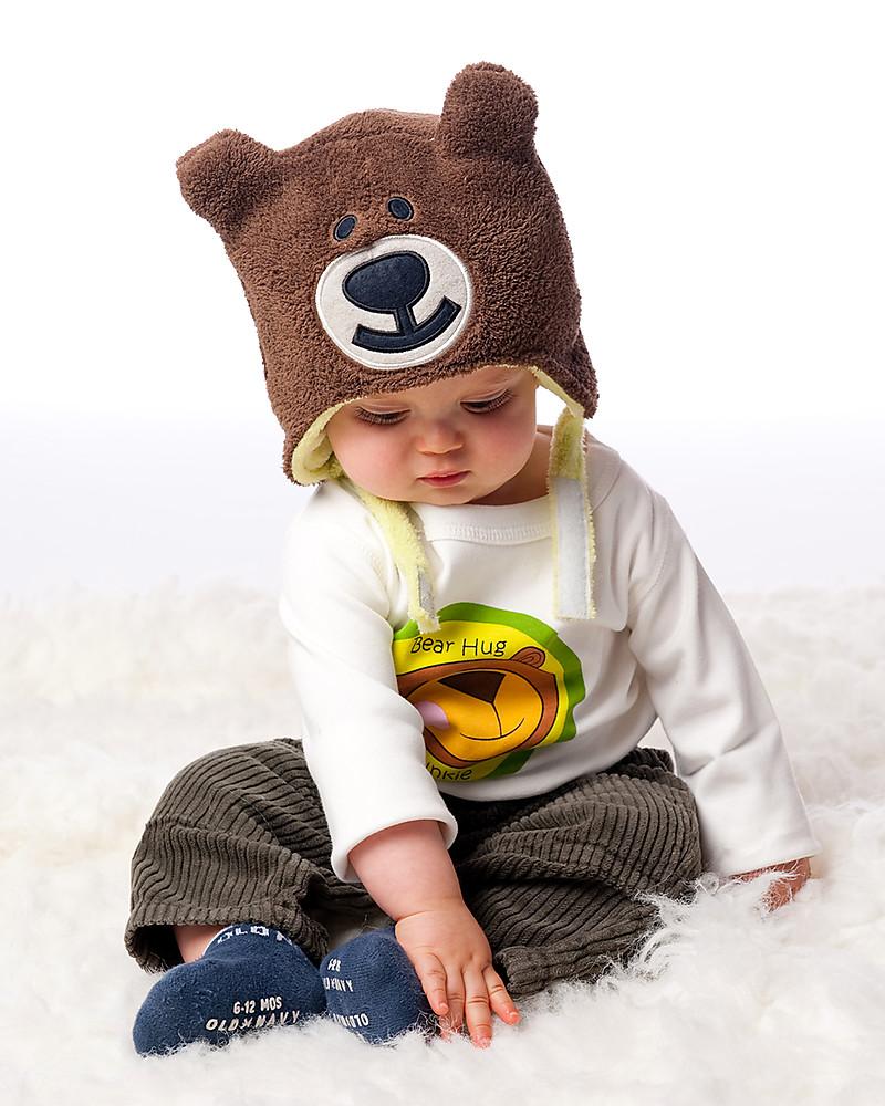 FlapJackKids Reversible Winter Hat Anti-UV UPF 50+ 074dfb3a366d