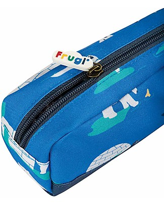 Frugi Crafty Pencil Case, Polar Play - 100% recycled material! Pencil Cases