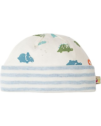 Frugi Dinky Hat, Dinky Dinos - 100% organic cotton Hats