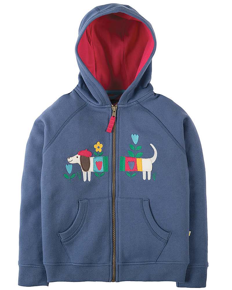 889a13eb6519 Frugi Heather Hoody