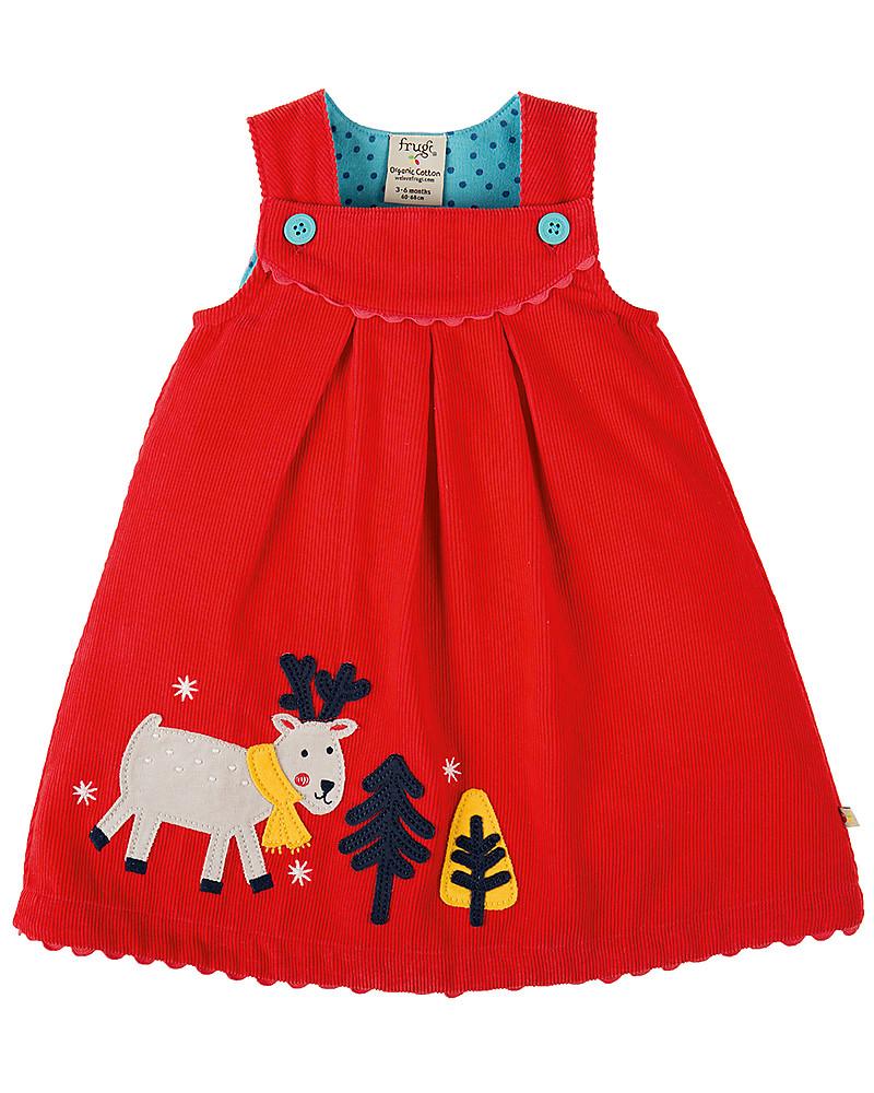 35ea709876 Frugi Lily Cord Dress