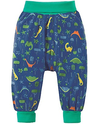 Frugi Parsnip Pants, Jurassic Jungle - 100% organic cotton Trousers