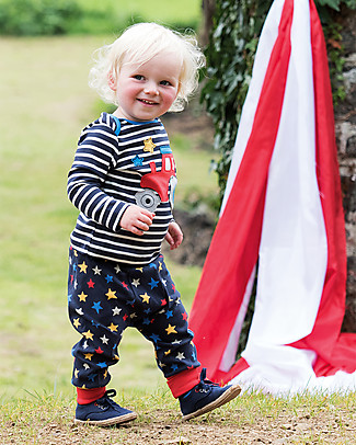 Frugi Parsnip Pants, Starlight - 100% organic cotton Trousers