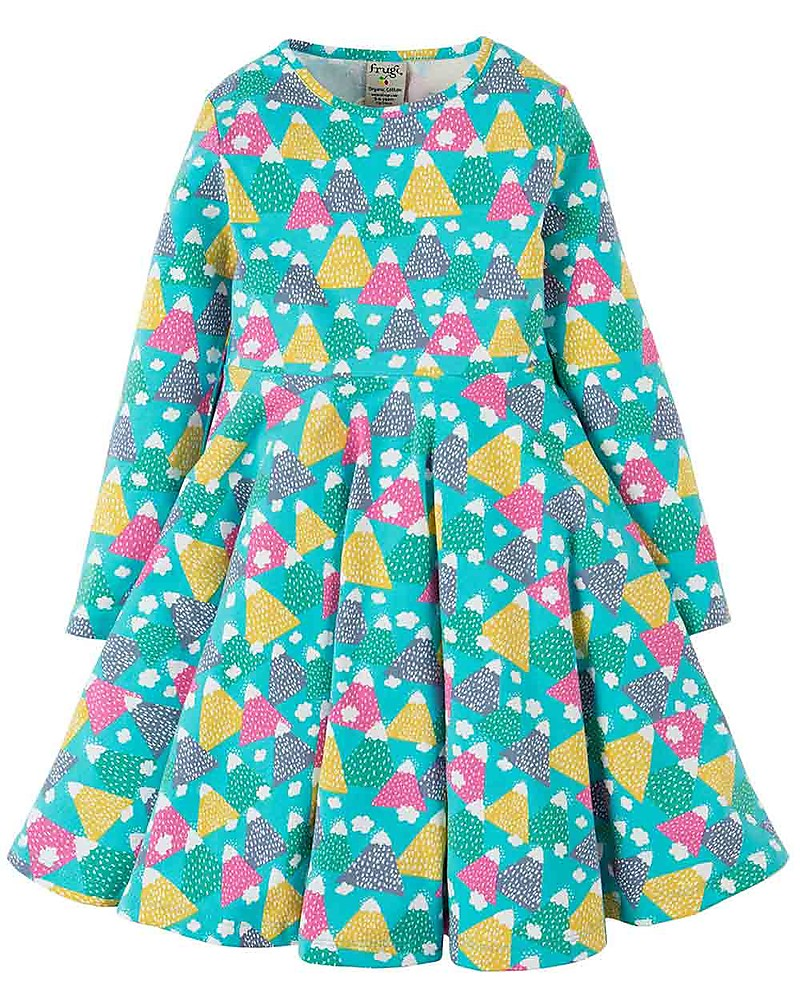 00ae0bf533 Frugi Sofia Skater Dress