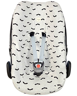 Fun*das bcn Cover for Car Seats Group 0 Bébé Confort Pebble and Pebble Plus - Baby Bat Car Seat Accessories