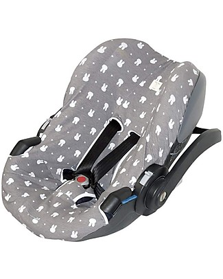 Fun*das bcn Cover for Car Seats Group 0 Besafe® Izi Go - Fun Miffy Car Seat Accessories
