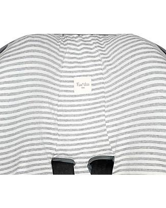 Fun*das bcn Cover for Car Seats Group 0 Besafe® Izi Go - Kodak Stripes Car Seat Accessories