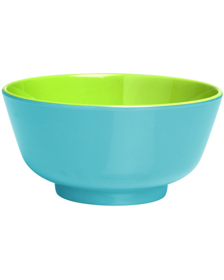 Ginger Duo Colour Dipping Bowl - Turquoise & Green Bowls & Plates