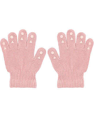 GoBabyGo Grip Gloves - Dusty Rose Gloves