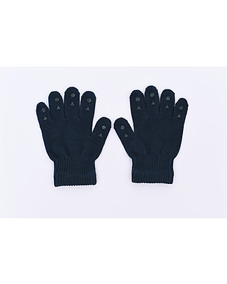 GoBabyGo Grip Gloves, Petroleum Blue Gloves