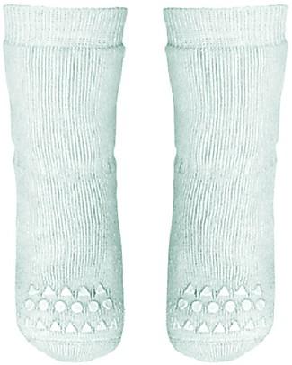 GoBabyGo Non-slip Socks, Mint – Cotton Socks