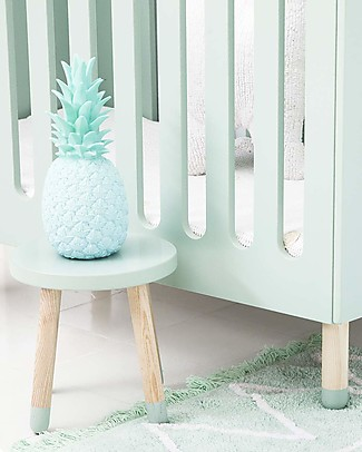 Goodnight Light Pina Colada Lamp - Mint - Low Energy Consumption! Bedside Lamps