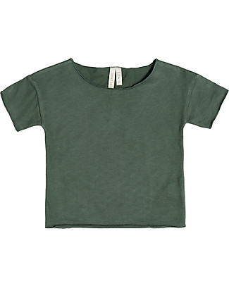 Gray Label Baby Summer Tee, Sage - 100% organic cotton jersey T-Shirts And Vests