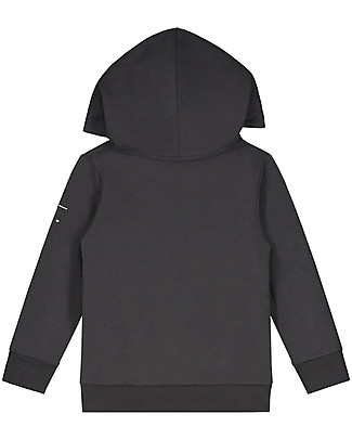 Gray Label Classic Hooded Sweater, Nearly Black - 100% organic cotton Sweatshirts