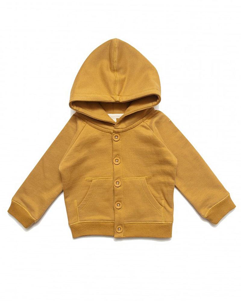 Gray Label Hooded Sweater Mustard 100 Softest Organic Cotton Hoodie Jumper Ml Fleece Rompers