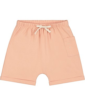 Gray Label One Pocket Shorts, Pop (2+ years) - 100% organic cotton Shorts