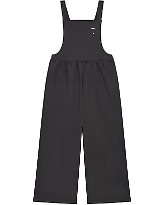 Gray Label Pleated Suit, Nearly Black - 100% organic cotton Dungarees