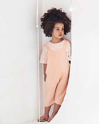 Gray Label Shortleg Salopette, Pop - 100% organic cotton Dungarees