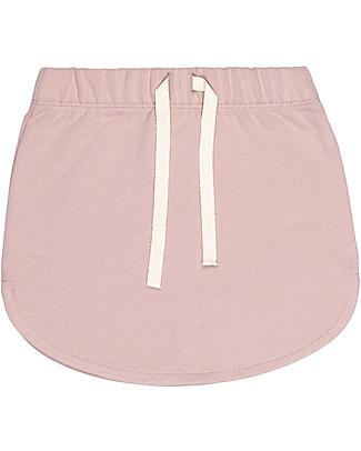 Gray Label Skirt, Vintage Pink – 100% organic cotton Italian fleece Skirts