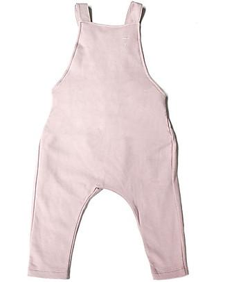 Gray Label Unisex Dungarees, Vintage Pink - 100% Organic Cotton Dungarees