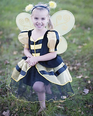 Great Pretenders Bublebee Girl Fancy Dress Dressing Up & Role Play