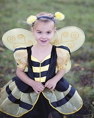 Great Pretenders Bumblebee Set - Includes wings and headband Dressing Up & Role Play