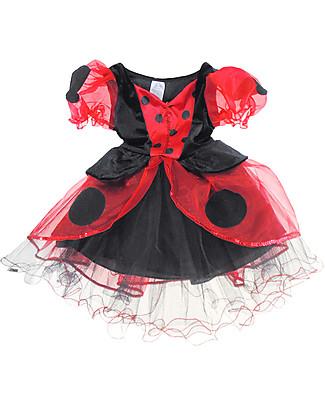 Great Pretenders Ladybug Girl Fancy Dress Dressing Up & Role Play