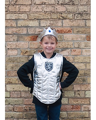 Great Pretenders Medieval Knight Set - Includes tunic and crown! Dressing Up & Role Play