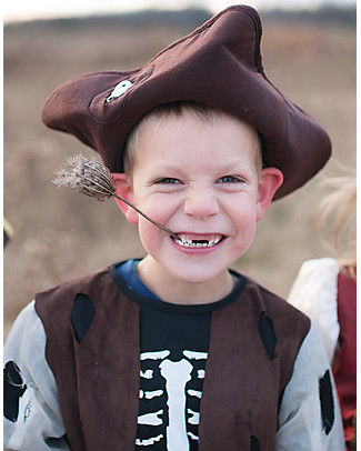 Great Pretenders Pirate Costume Set - Includes pants, vest and hat Dressing Up & Role Play