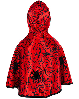 Great Pretenders Reversible Baby Spider/Bat Cape - Double fun! Dressing Up & Role Play