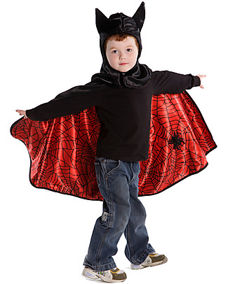 Great Pretenders Reversible Spider/Bat Hood - Double fun! Dressing Up & Role Play