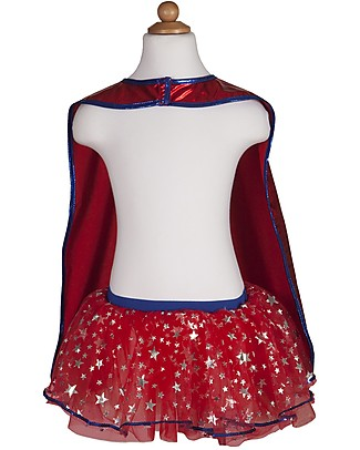 Great Pretenders Superhero Fancy Dress for Girls - Includes tutu, cape and mask! Dressing Up & Role Play