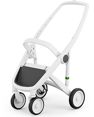 Greentom Greentom Basic Frame - White - Also Available in Black! Pushchairs