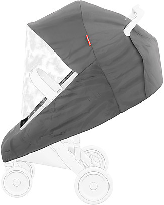Greentom Greentom Classic Rain Cover - for Classic Stroller - 100% Recycled Plastic! Stroller Accessories